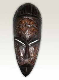 Tribal Mask: Agumbaa