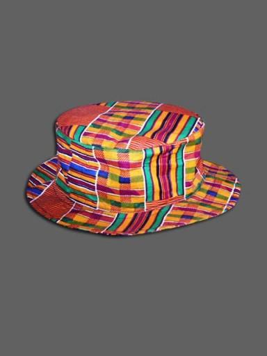 African-Kente-Hat