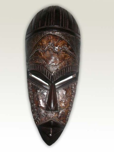African Mask: Agumbaa
