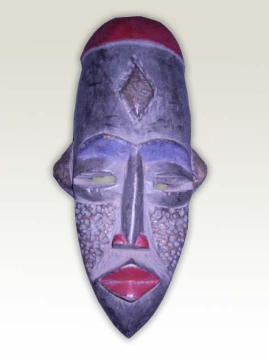 African-Mask-Indian-Face
