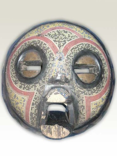 African-Masks-Ivory-Face