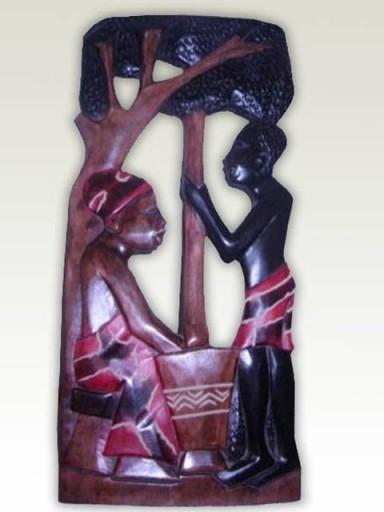 Carving-Fufu-Pounding