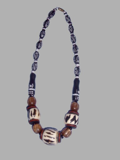 African Necklace: Designer (D)