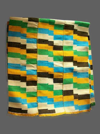 Kente Scarf (KNT1)