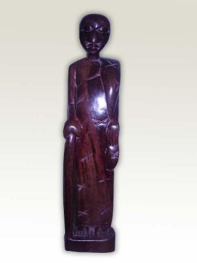 Sculpture-African-Village-Chief