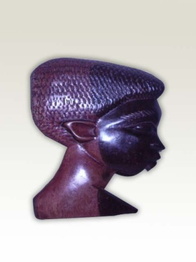 Sculpture-Single-Mom-Head