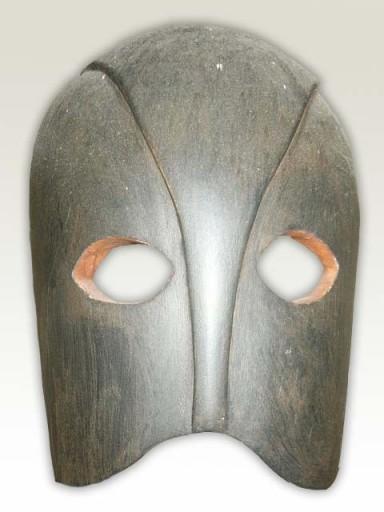 African-Mask-Ninja-Face