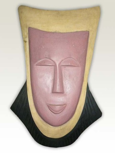 African-Mask-Old-Lawyer