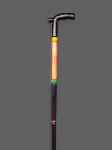Walking-Stick-Ghana-Colours